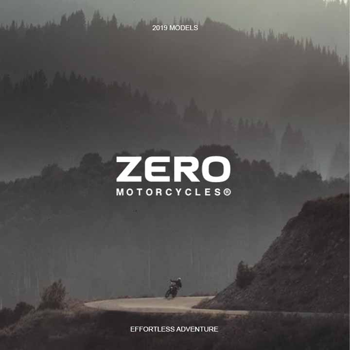 Save the planet – click the button to download the 2019 Zero Range Brochure.