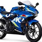 2019 Suzuki GSX-R125 MotoGP