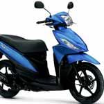 2019 Suzuki UK110 Address