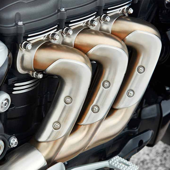 HYDROFORMED EXHAUST HEADERS