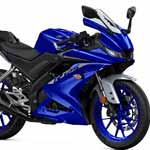 2020 Yamaha YZF-R125