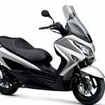 2020 Suzuki Burgman UH125