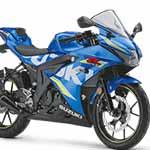 2020 Suzuki GSX-R125