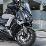 Yamaha Sport Scooters