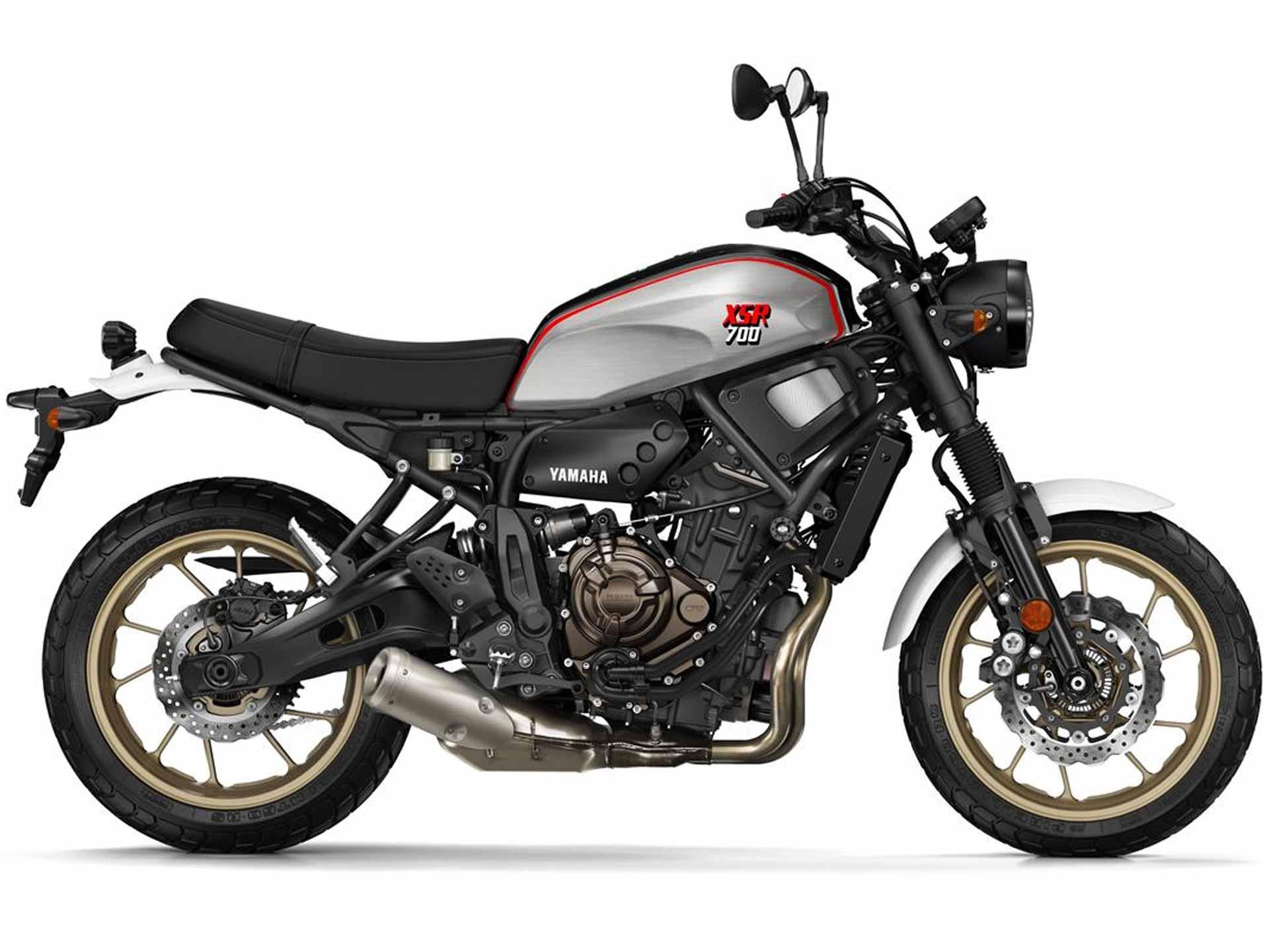 Yamaha XSR700 Tribute THUMB