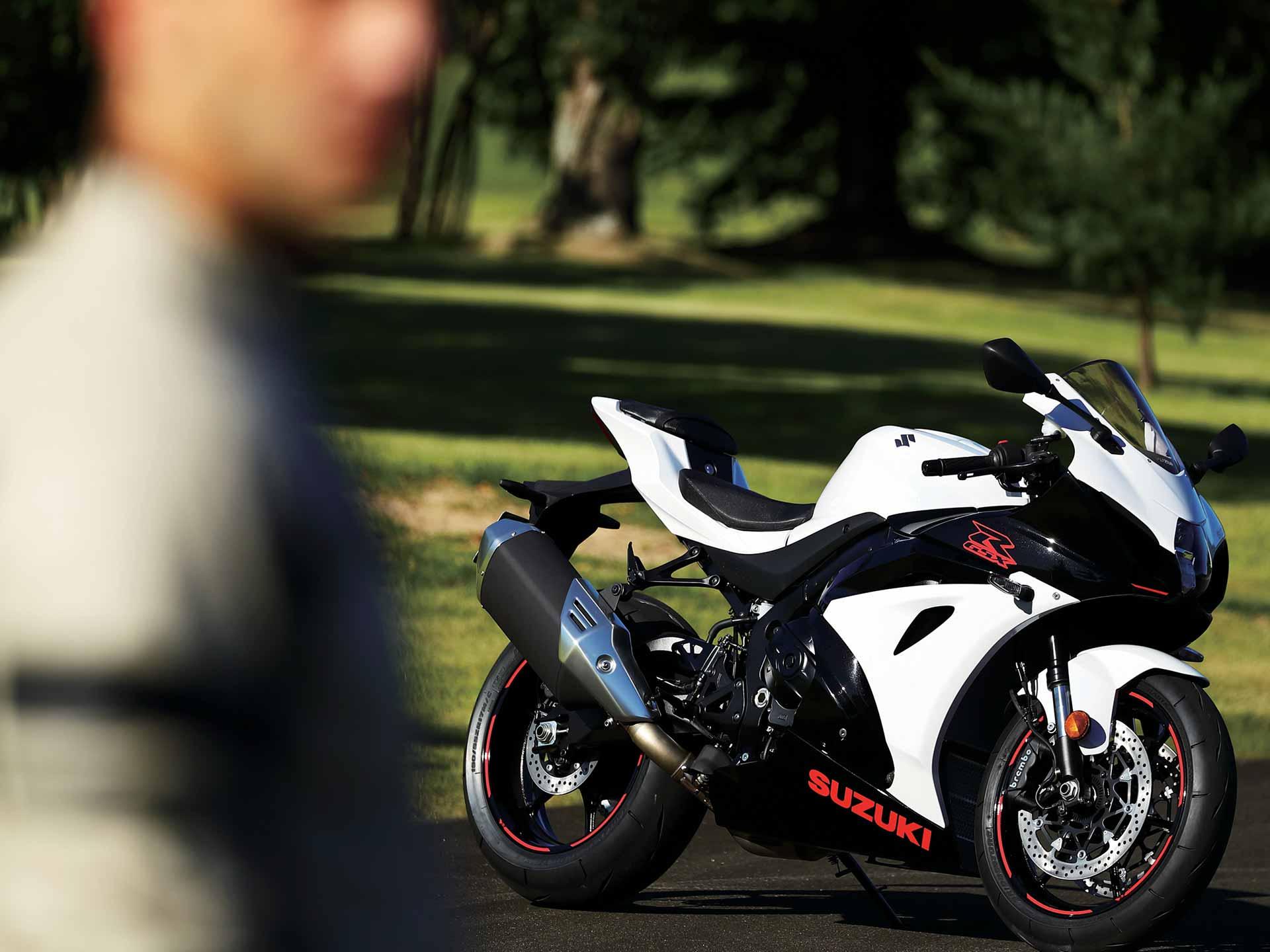Suzuki GSX-R1000 | Streetbike